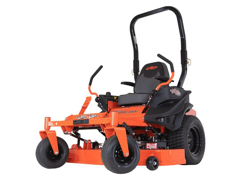 2019 Bad Boy Mowers 4800 Kawasaki Compact Outlaw in Elizabethton, Tennessee