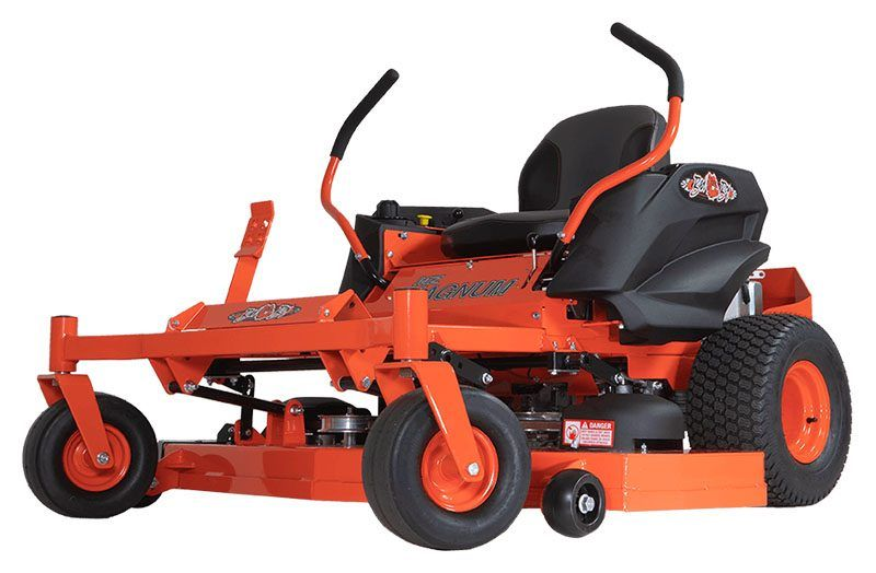 2019 Bad Boy Mowers MZ Magnum 54 in. Kawasaki FR651 726 cc in Chanute, Kansas