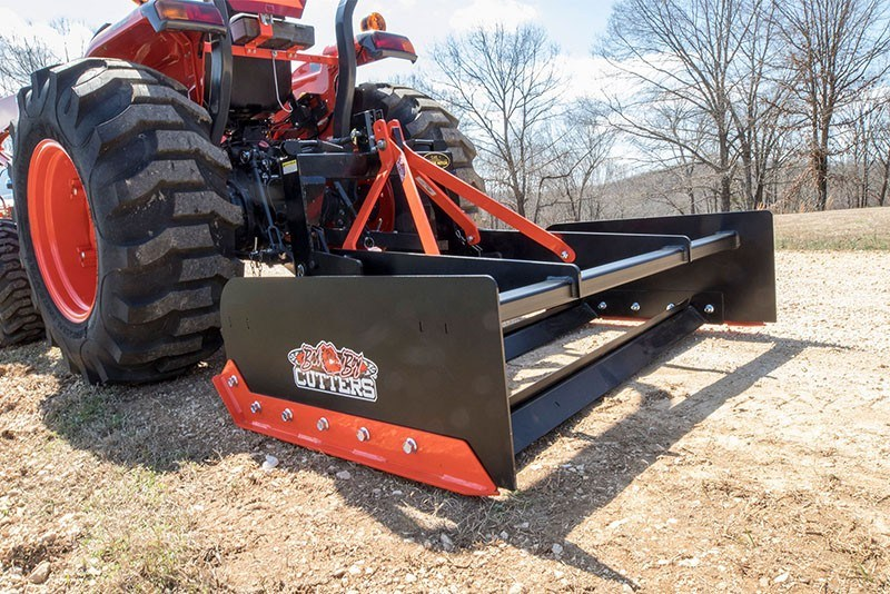 2020 Bad Boy Mowers 60 in. Box Blade in Tulsa, Oklahoma - Photo 4