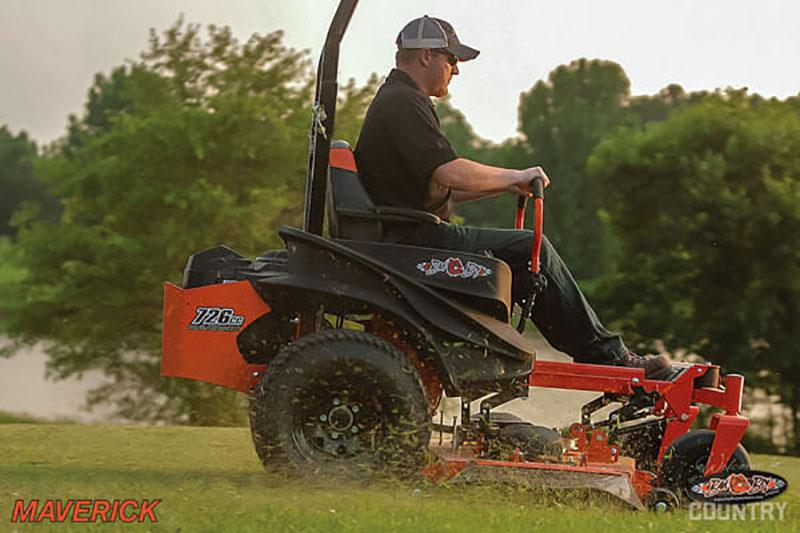 2020 Bad Boy Mowers Maverick 54 in. Honda CXV 688 cc in Columbia, South Carolina - Photo 8
