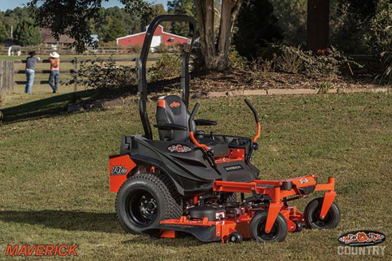 2020 Bad Boy Mowers Maverick 54 in. Honda CXV 688 cc in Effort, Pennsylvania - Photo 9