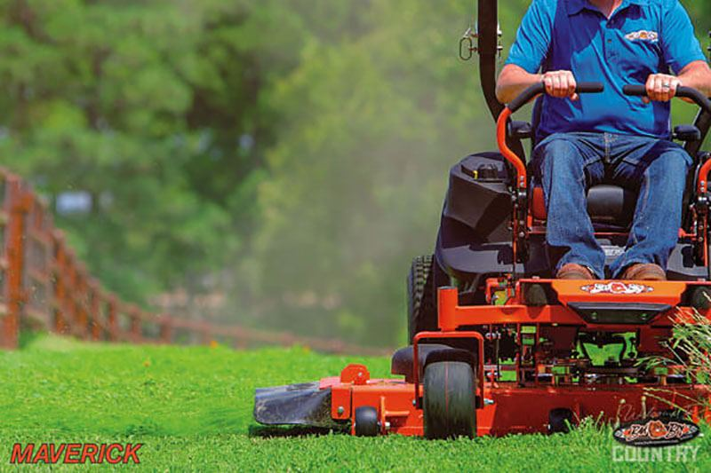 2020 Bad Boy Mowers Maverick 60 in. Kohler Confidant 726 cc in Zephyrhills, Florida - Photo 10