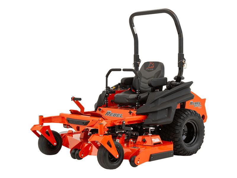 2020 Bad Boy Mowers Rebel 54 in. Kawasaki FX 852 cc in Elizabethton, Tennessee - Photo 3