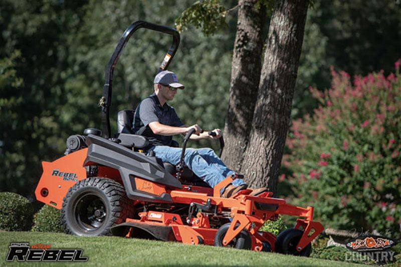 2020 Bad Boy Mowers Rebel 61 in. Kawasaki FX 852 cc in Rothschild, Wisconsin - Photo 8