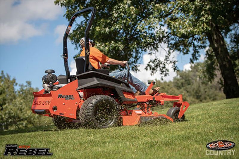 2020 Bad Boy Mowers Rebel 61 in. Kawasaki FX 852 cc in Saucier, Mississippi - Photo 9