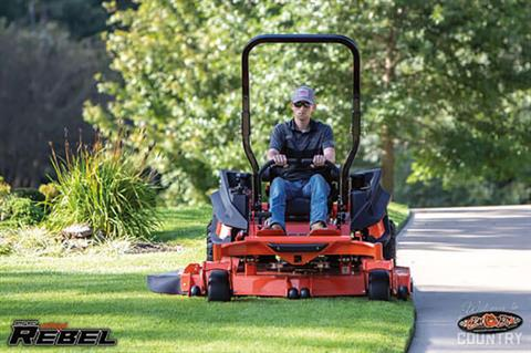 2020 Bad Boy Mowers Rebel 61 in. Kawasaki FX 35 hp in Rothschild, Wisconsin - Photo 10