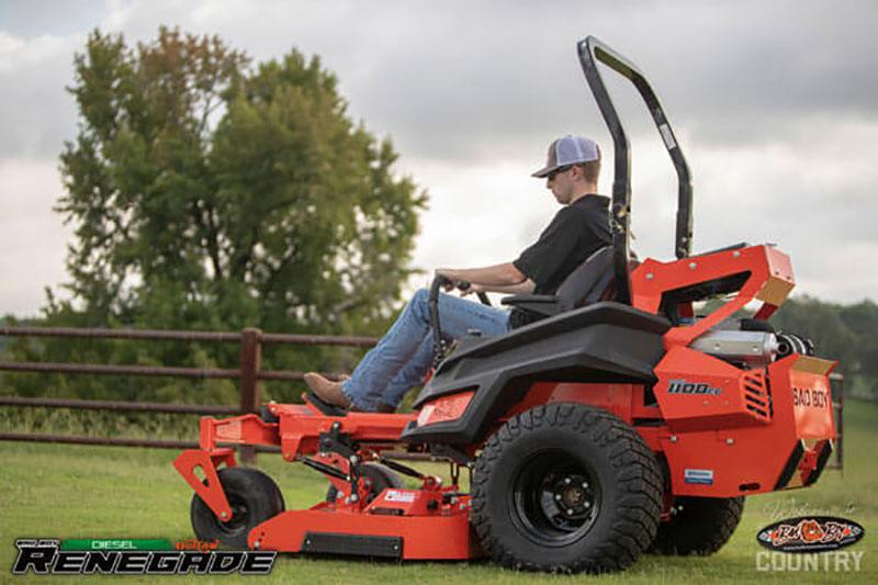 2020 Bad Boy Mowers Renegade 61 in. Perkins Diesel LC 1100 cc in Wilkes Barre, Pennsylvania - Photo 8