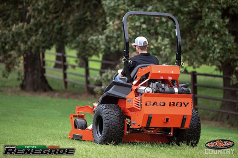 2020 Bad Boy Mowers Renegade 61 in. Perkins Diesel LC 1100 cc in Longview, Texas - Photo 9