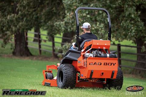 2020 Bad Boy Mowers Renegade 61 in. Perkins Diesel LC 1100 cc in Wilkes Barre, Pennsylvania - Photo 9