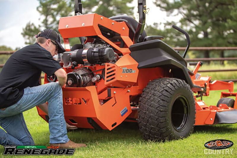 2020 Bad Boy Mowers Renegade 61 in. Perkins Diesel LC 1100 cc in Stillwater, Oklahoma - Photo 10