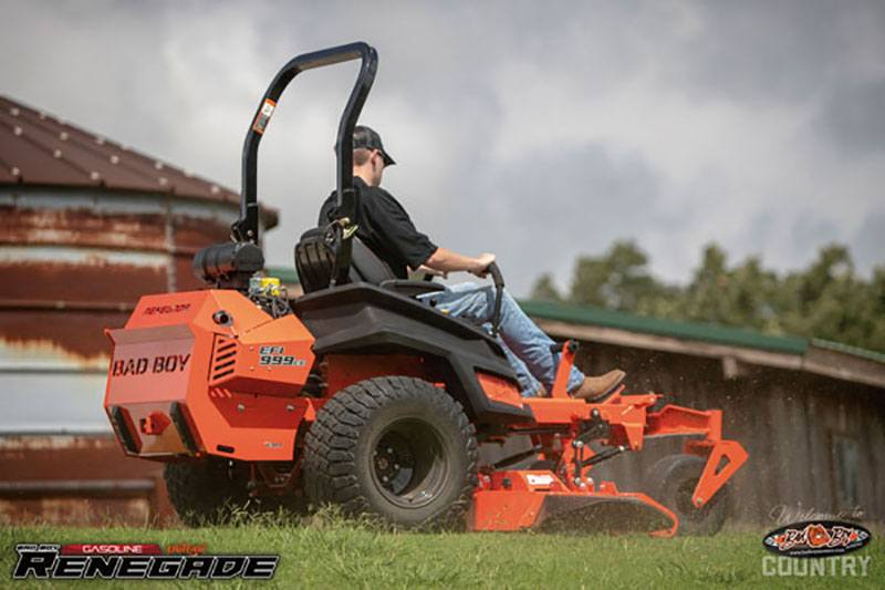 2020 Bad Boy Mowers Renegade 61 in. Vanguard EFI 37 hp in Mechanicsburg, Pennsylvania - Photo 8