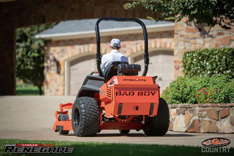 2020 Bad Boy Mowers Renegade 61 in. Vanguard EFI 37 hp in Sioux Falls, South Dakota - Photo 9