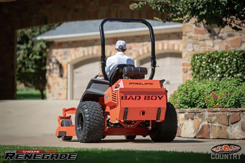 2020 Bad Boy Mowers Renegade 61 in. Vanguard EFI 37 hp in Mechanicsburg, Pennsylvania - Photo 9
