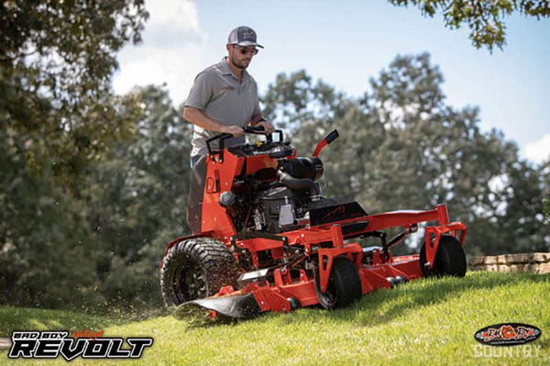 2020 Bad Boy Mowers Revolt 48 in. Kawasaki FX 726 cc in Stillwater, Oklahoma - Photo 9
