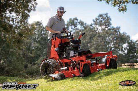 2020 Bad Boy Mowers Revolt 48 in. Kawasaki FX 726 cc in Longview, Texas - Photo 9