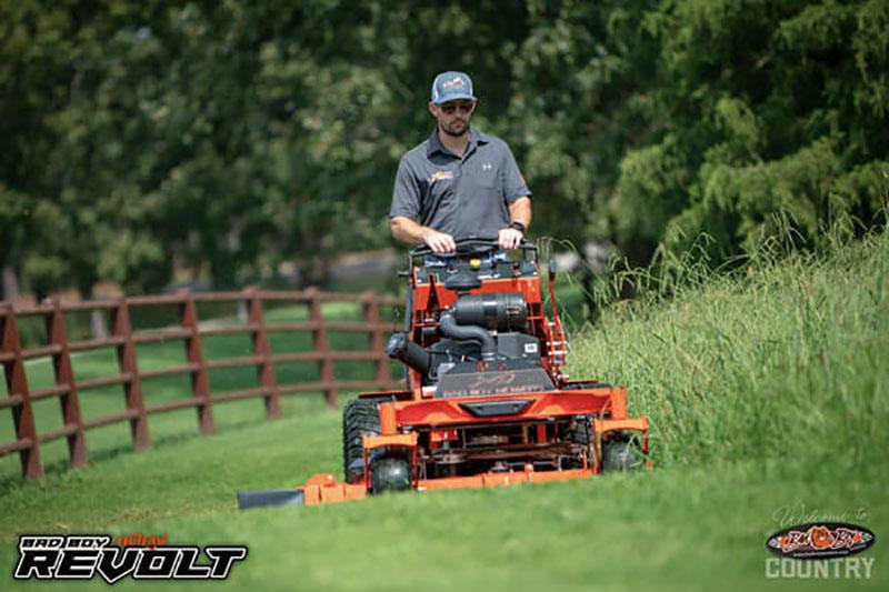 2020 Bad Boy Mowers Revolt 48 in. Kawasaki FX 726 cc in Stillwater, Oklahoma - Photo 10