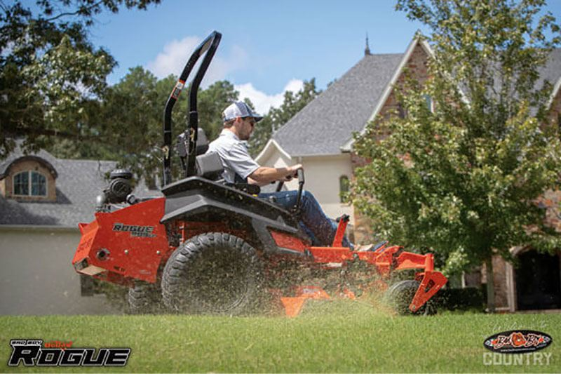2020 Bad Boy Mowers Rogue 61 in. Kawasaki FX 852 cc in Terre Haute, Indiana - Photo 8