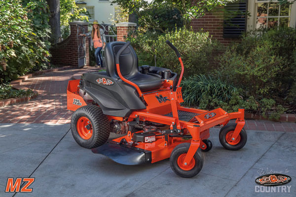 2020 Bad Boy Mowers MZ 42 in. Kohler Pro 7000 725 cc in Sandpoint, Idaho - Photo 10