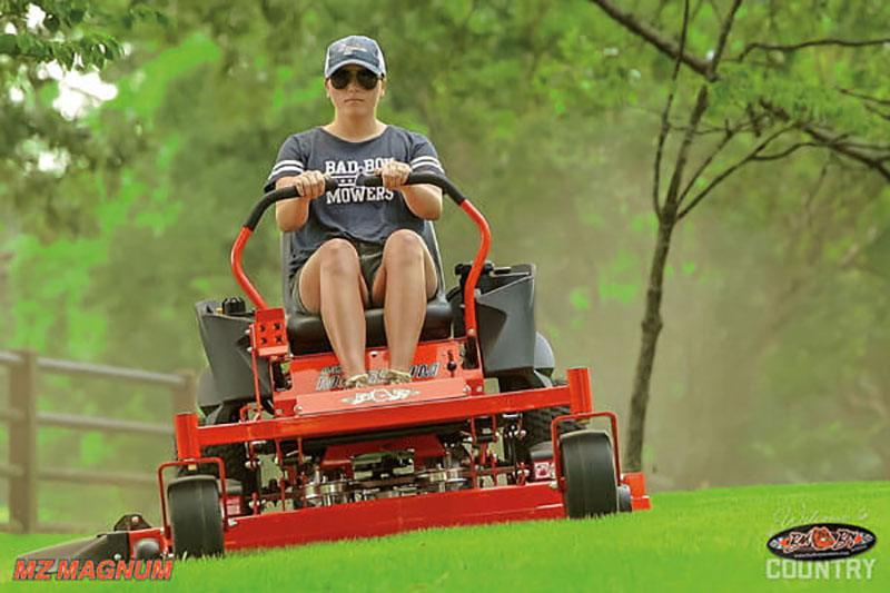 2020 Bad Boy Mowers MZ Magnum 48 in. Kohler Pro 7000 725 cc in Terre Haute, Indiana - Photo 9