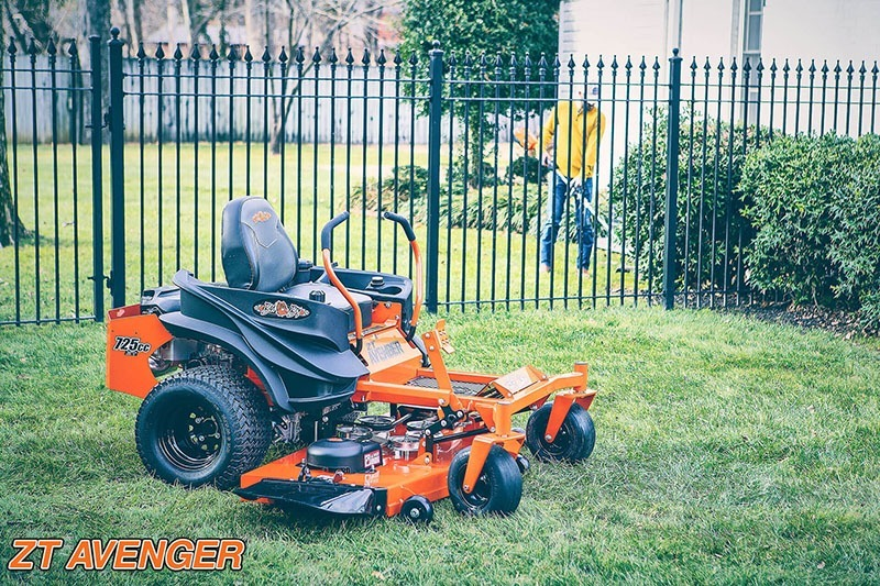 2020 Bad Boy Mowers ZT Avenger 54 in. Kohler 7000 725 cc in Evansville, Indiana - Photo 2