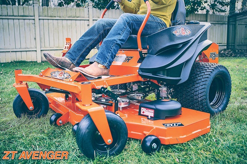 2020 Bad Boy Mowers ZT Avenger 54 in. Kohler 7000 725 cc in Gresham, Oregon - Photo 4