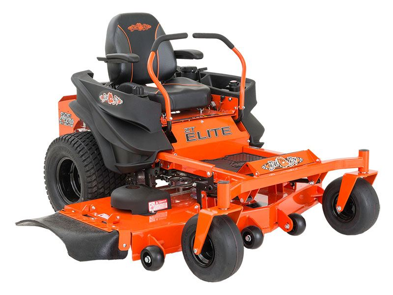 2020 Bad Boy Mowers ZT Elite 54 in. Kawasaki FR730V 726 cc in Tyler, Texas - Photo 3