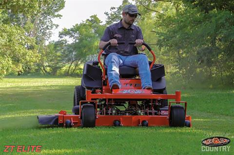 2020 Bad Boy Mowers ZT Elite 54 in. Kawasaki FR730V 726 cc in Longview, Texas - Photo 9