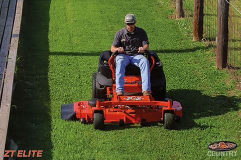 2020 Bad Boy Mowers ZT Elite 54 in. Kawasaki FR730V 726 cc in Tyler, Texas - Photo 11
