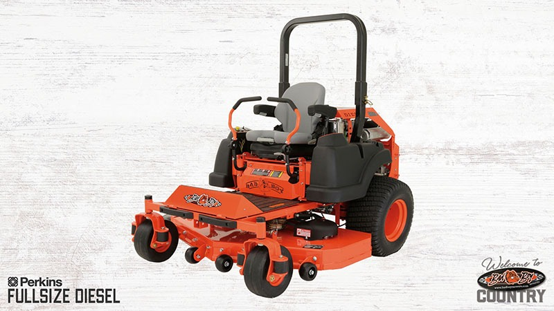 2020 Bad Boy Mowers Compact Diesel 72 in. Perkins Diesel LC 1500 cc in Effort, Pennsylvania - Photo 3