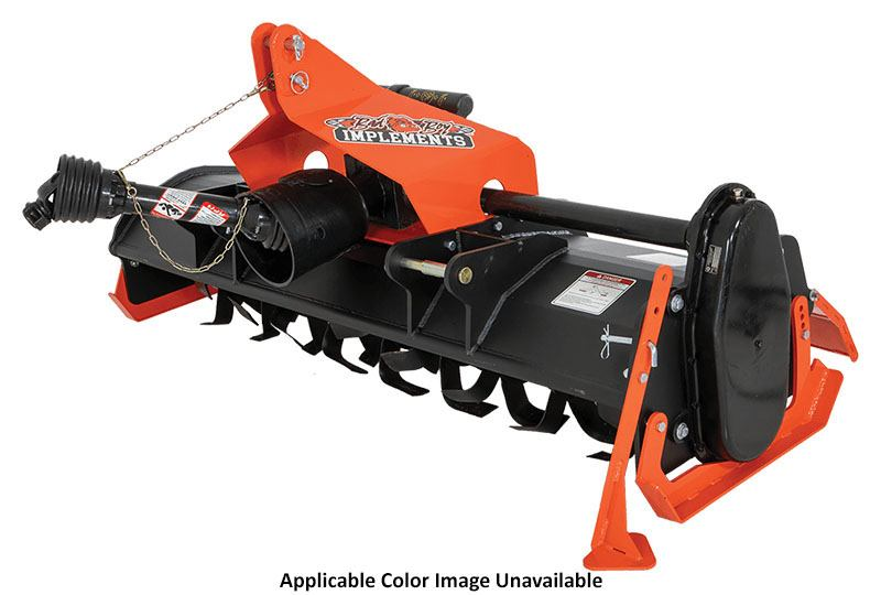 2020 Bad Boy Mowers 4 ft. Rotary Tiller (Forward Till) in Valdosta, Georgia - Photo 1