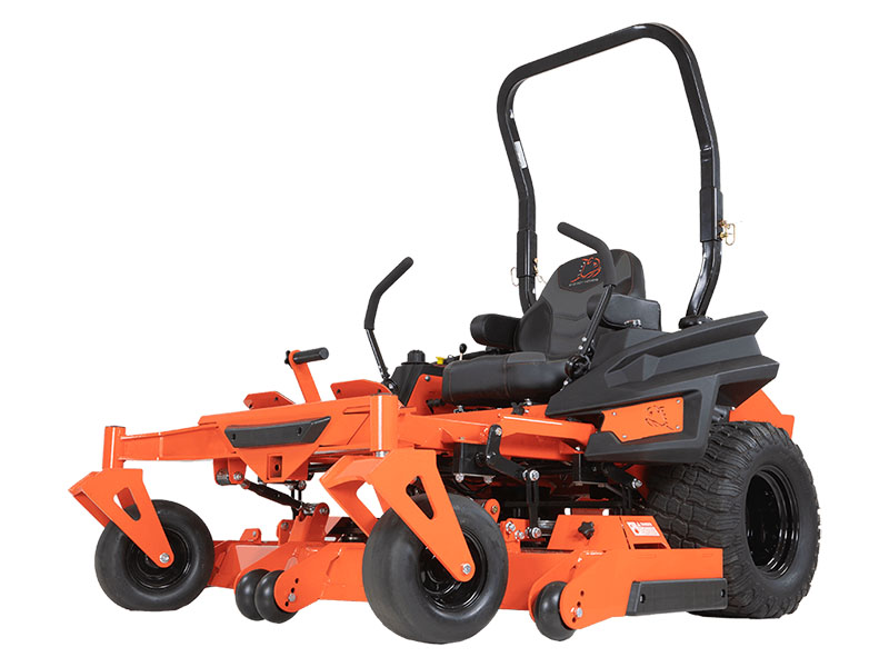 2021 Bad Boy Mowers Rebel 61 in. Kawasaki FX 27 hp in Longview, Texas - Photo 1
