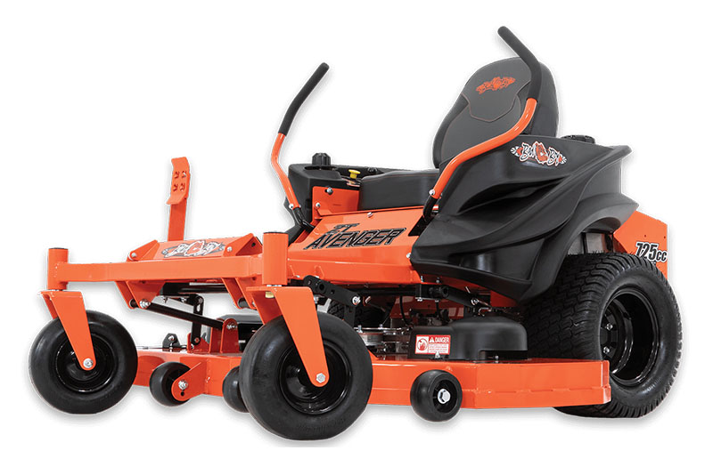 2021 Bad Boy Mowers ZT Avenger 60 in. Kohler 7000 725 cc in Tyler, Texas - Photo 1