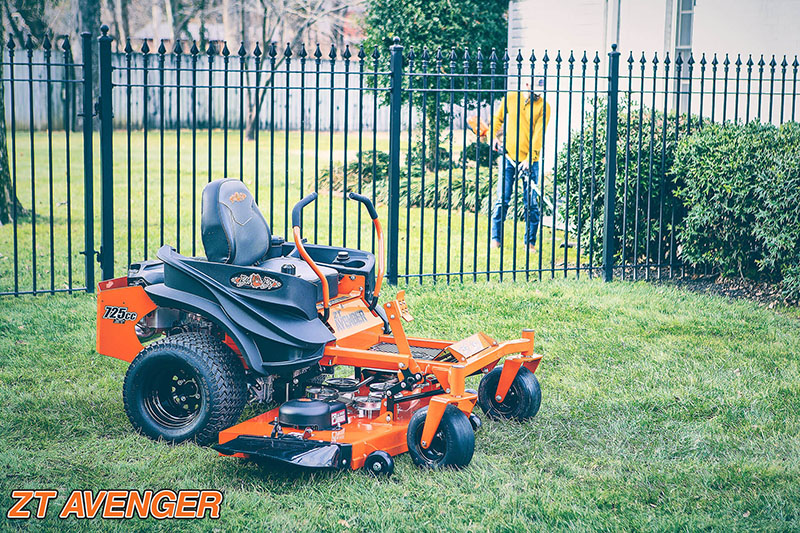 2020 Bad Boy Mowers ZT Avenger 60 in. Kohler 7000 725 cc in Mechanicsburg, Pennsylvania