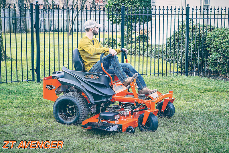 2021 Bad Boy Mowers ZT Avenger 54 in. Kohler 7000 725 cc in Cherry Creek, New York - Photo 3