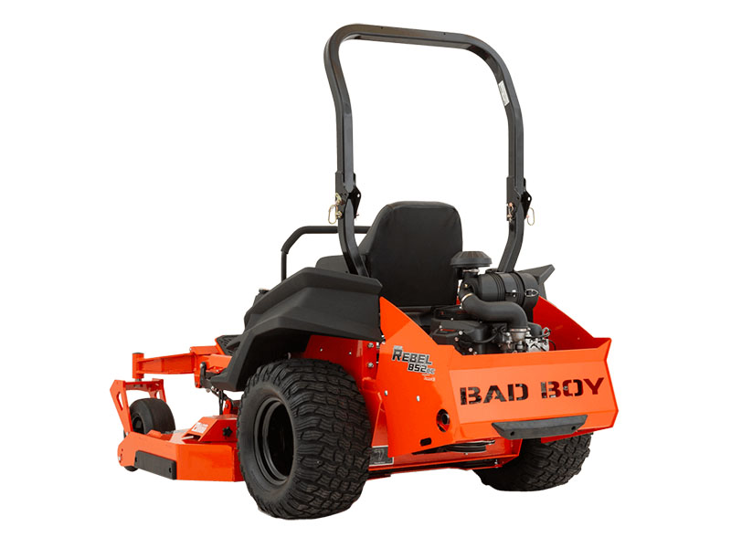 2021 Bad Boy Mowers Rebel 61 in. Kawasaki FX 27 hp in Longview, Texas - Photo 5