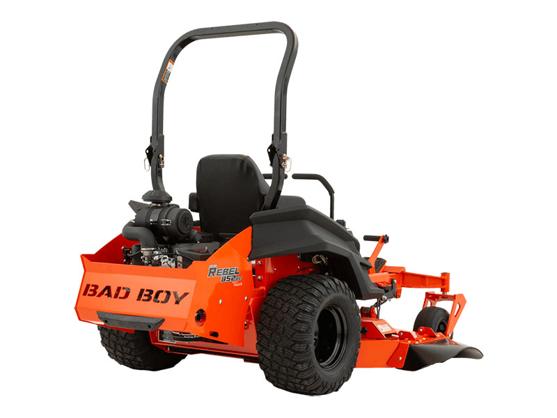 2021 Bad Boy Mowers Rebel 61 in. Kawasaki FX 35 hp in Chillicothe, Missouri - Photo 4