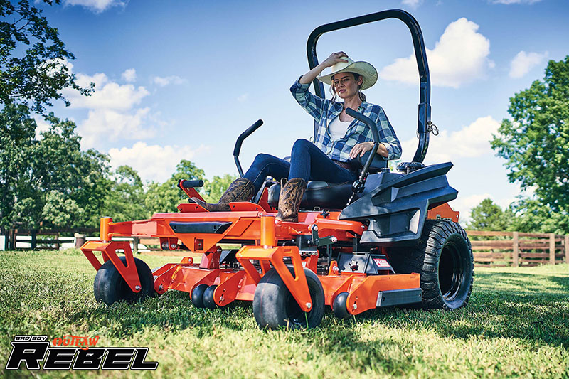 2021 Bad Boy Mowers Rebel 61 in. Kawasaki FX 35 hp in Chillicothe, Missouri - Photo 11