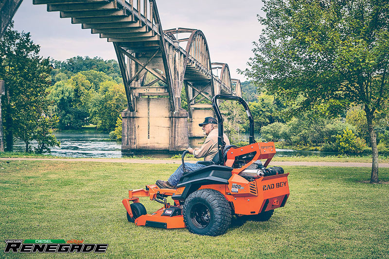2021 Bad Boy Mowers Renegade 61 in. Perkins 24.7 hp in Sandpoint, Idaho - Photo 7