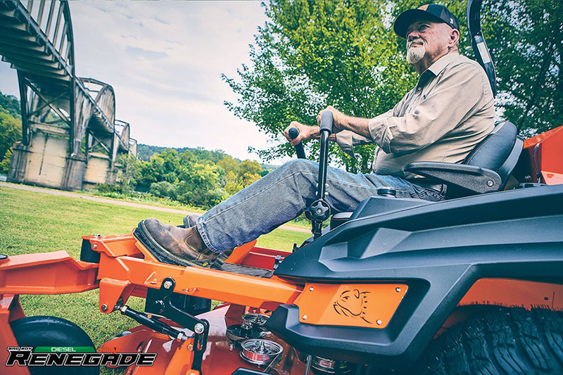 2021 Bad Boy Mowers Renegade 61 in. Perkins 24.7 hp in Mechanicsburg, Pennsylvania - Photo 9
