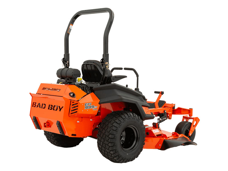 2021 Bad Boy Mowers Renegade 61 in. Vanguard EFI 37 hp in Mechanicsburg, Pennsylvania - Photo 4