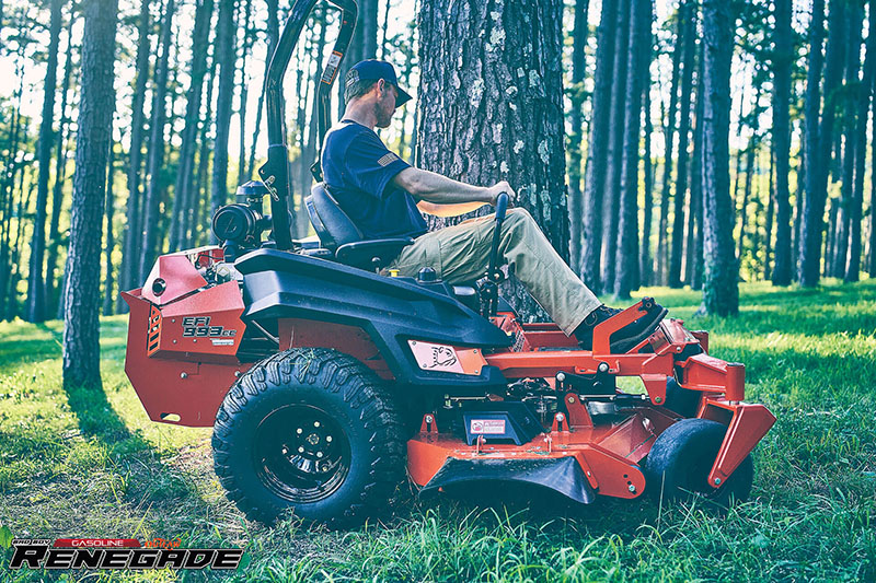 2021 Bad Boy Mowers Renegade 61 in. Vanguard EFI 37 hp in Mechanicsburg, Pennsylvania - Photo 8