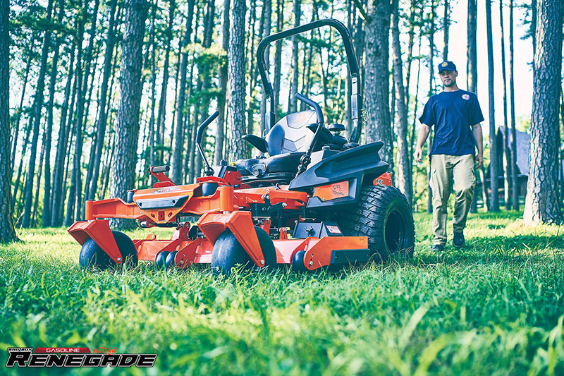 2021 Bad Boy Mowers Renegade 72 in. Vanguard EFI 37 hp in Wilkes Barre, Pennsylvania - Photo 7