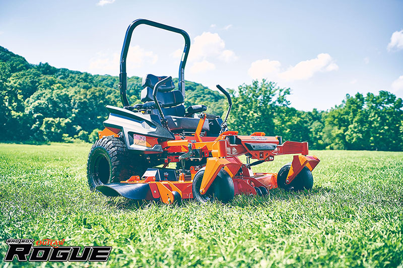 2021 Bad Boy Mowers Rogue 61 in. Kawasaki FX 27 hp in Chanute, Kansas - Photo 8