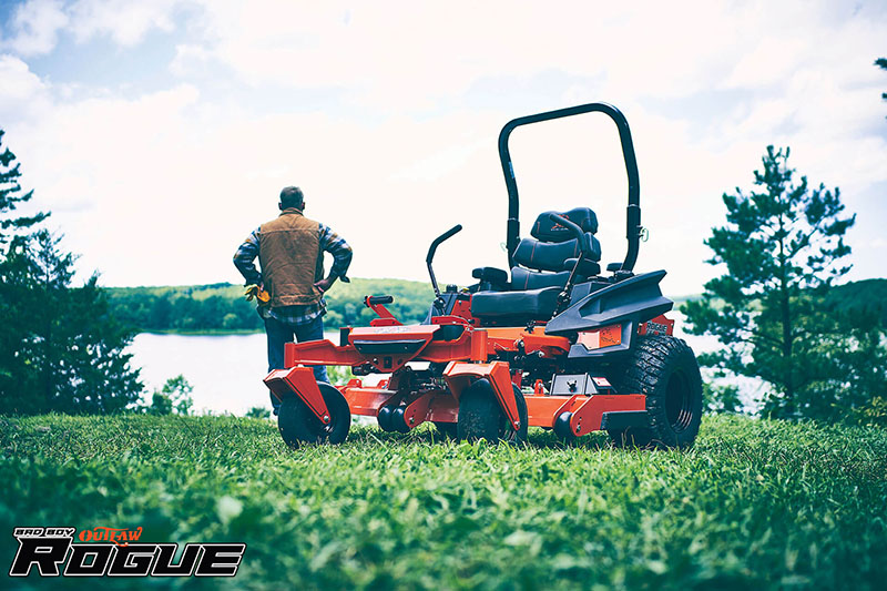 2021 Bad Boy Mowers Rogue 61 in. Kawasaki FX 27 hp in Evansville, Indiana - Photo 9