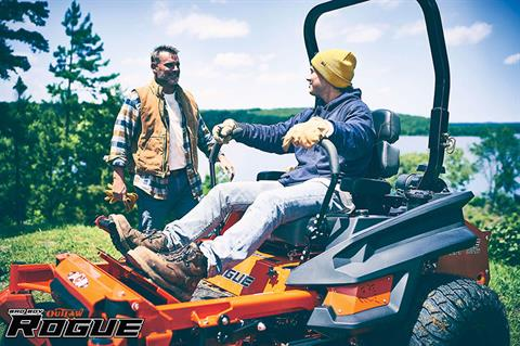2021 Bad Boy Mowers Rogue 61 in. Yamaha EFI 33 hp in Effort, Pennsylvania - Photo 4