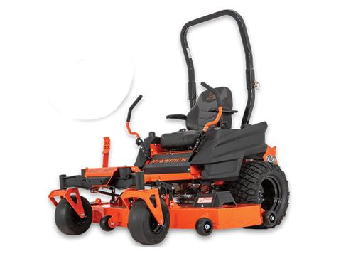 2021 Bad Boy Mowers Maverick 60 in. Kohler Confidant 747 cc in Cherry Creek, New York