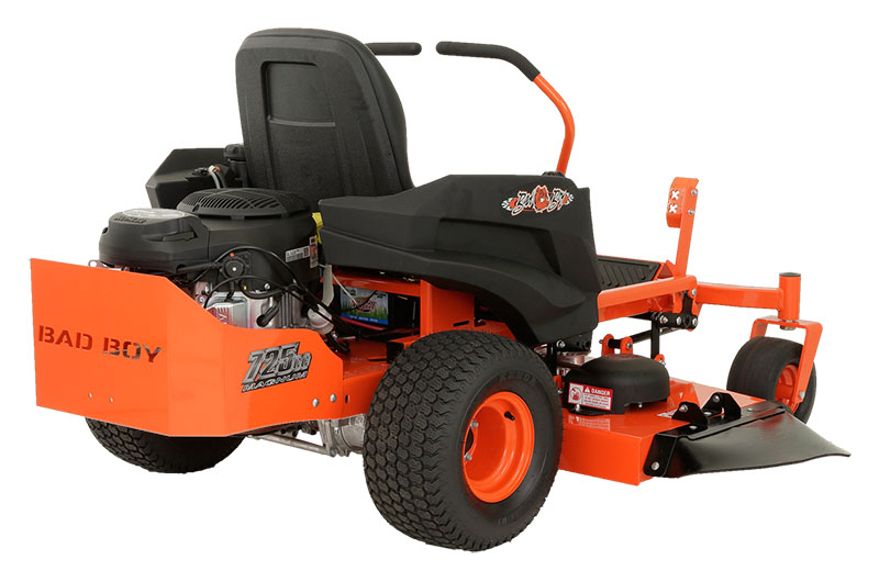 2021 Bad Boy Mowers MZ Magnum 48 in. Kohler Pro 7000 725 cc in Rothschild, Wisconsin - Photo 4