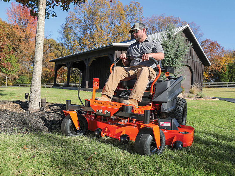 2021 Bad Boy Mowers ZT Elite 48 in. Kawasaki FR730 726 cc in Effort, Pennsylvania - Photo 2