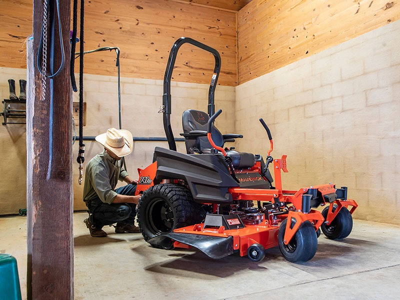 2021 Bad Boy Mowers Maverick 48 in. Kohler Confidant 747 cc in Rothschild, Wisconsin - Photo 7