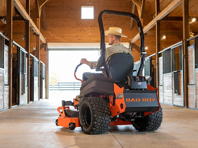 2021 Bad Boy Mowers Maverick 48 in. Kohler Confidant 747 cc in Rothschild, Wisconsin - Photo 8